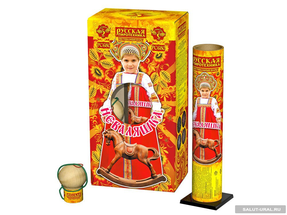 Купить фейерверки в Москве с бесплатной доставкой