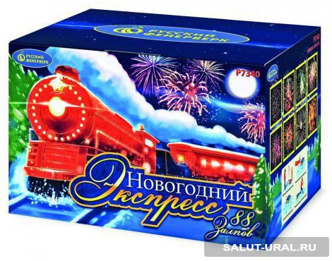 Купить Фейерверк Новогодний салют на 36 выстрелов C043 в